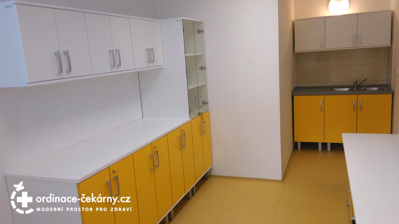 Nábytek do zdravotnického zařízení