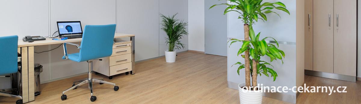 Vybavení kliniky plagiocefalie Ostrava